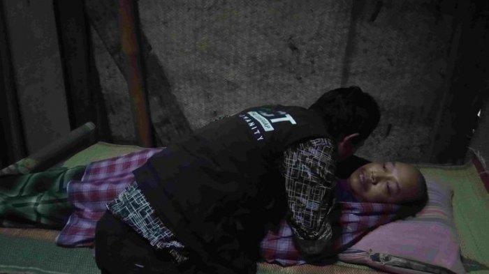 Kisah Pilu Pria di Magelang Tiduran Selama 10 Tahun, Tetangga: Diawali Saat Meletusnya Gunung Merapi