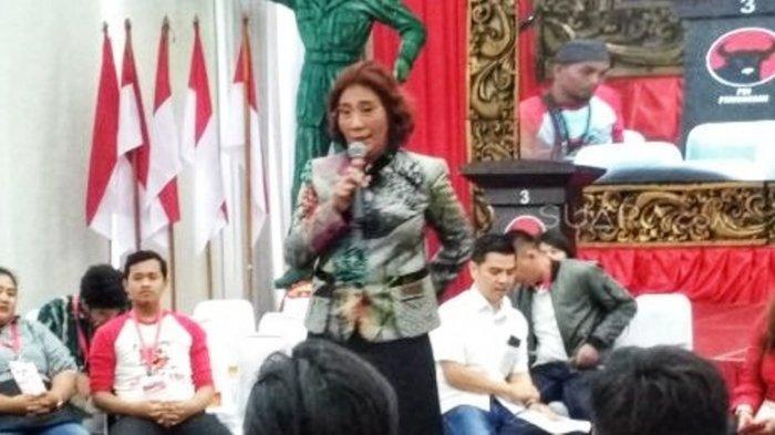 Inilah Tujuh Orang Menteri yang Populer di Kabinet Jokowi, Susi Pudjiastuti Nomor Satu