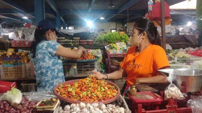 Harga Cabai Rawit Merah di Bangli Tembus Rp 100 Ribu/Kg, Sayur Hijau Rp 15 Ribu/Kg