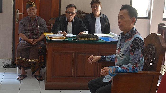 Terungkap di Sidang Kasus Dugaan Penipuan Alit Wiraputra, Sutrisno Pernah Diajak Bertemu Pastika