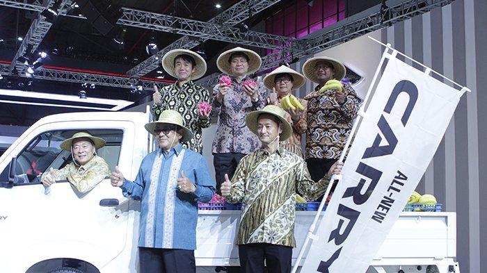 Suzuki Carry Pick Up Raih Pangsa Pasar Mobil Angkutan Barang Hingga 64 Persen