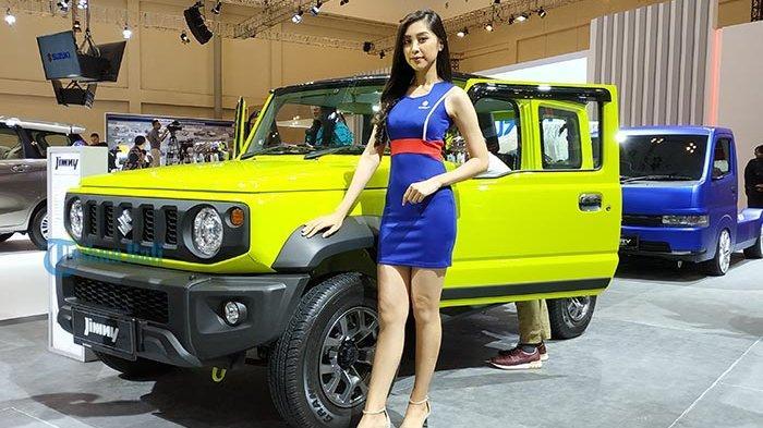 Suzuki Jimny Generasi Empat Terbaru Siap Mengaspal, Intip Harga Lengkapnya Ini