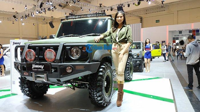 Suzuki Jimny, Antrean Indennya Menumpuk Hingga 4 Tahun