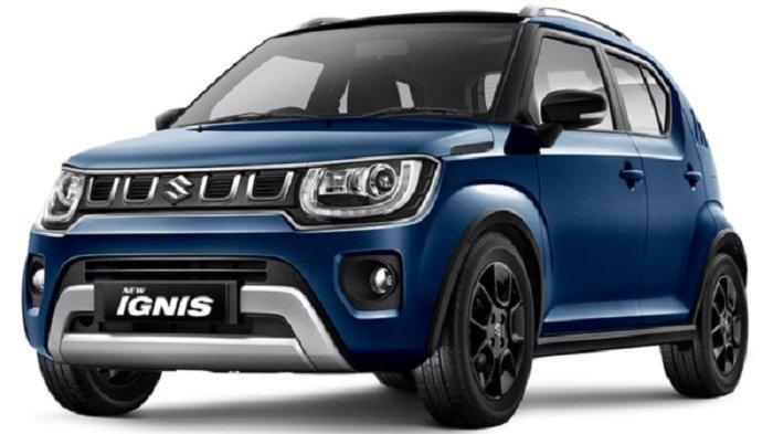 Lengkapi Kebutuhan Kaum Urban, Suzuki Luncurkan New Ignis The New Breed of Urban SUV