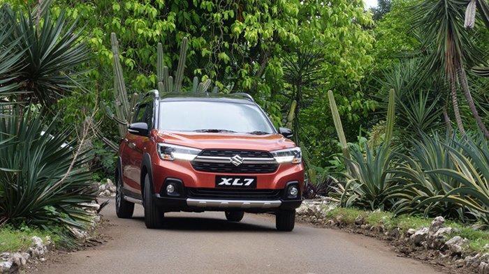 Pemesanan Suzuki XL7 Laris Manis Hingga Lampaui Target