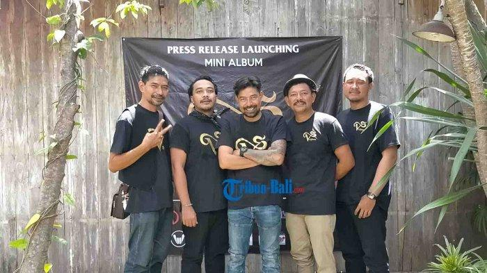Svami Band Rilis Mini Album Pertama Bertajuk 'Hidup', Usung Genre Tak Biasa dan Gandeng Gus Teja
