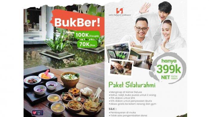 Swiss-Belhotel Tawarkan Paket Ramadhan, Ada Paket Kamar dan Menu Buka Bersama