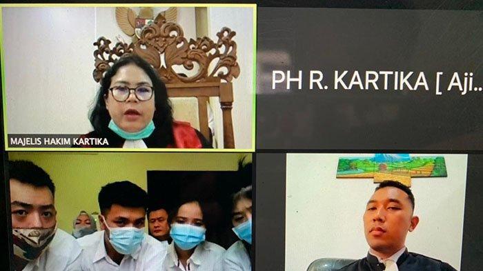 Selebgram Syiva Dkk Jalani Sidang di PN Denpasar, Diduga Terlibat Penyalahgunaan Narkotik Jenis Baru