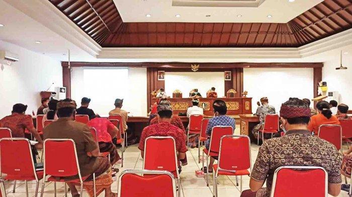 Tabanan Bahas Rencana PTM Tahun 2021/2022, Dinas Pendidikan Lakukan Simulasi Dalam Waktu Dekat