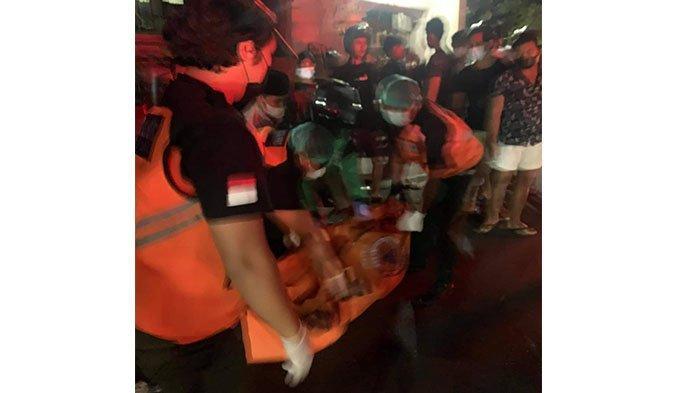 Wayan Tewas Usai Tabrak Pohon di Pemogan Denpasar, Wajah Lecet dan Kepala Cedera Parah