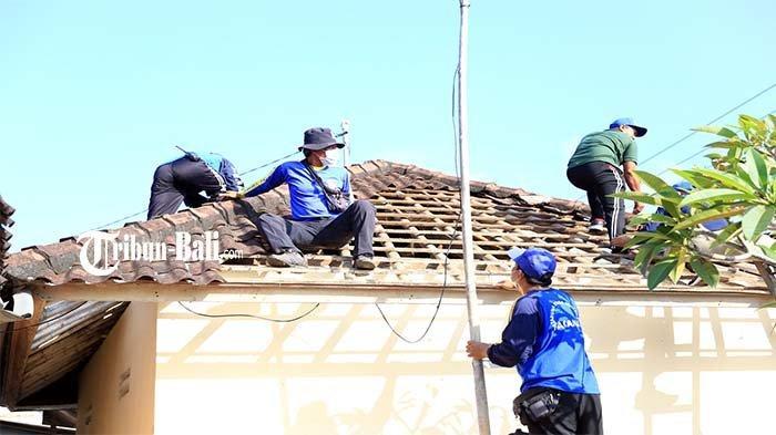Pemkab Klungkung Dapat Tambahan Bantuan Rehab Rumah Sebanyak 200 Unit Dari Kemensos