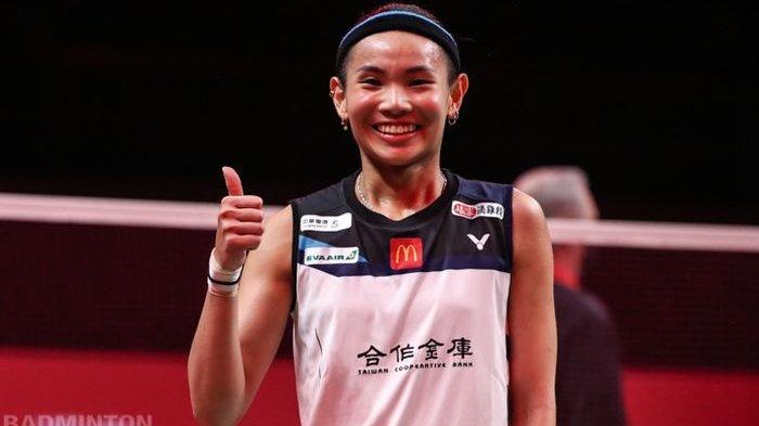 Tai Tzu Ying Juara BWF World Tour Finals 2020 Usai Kalahkan Carolina Marin