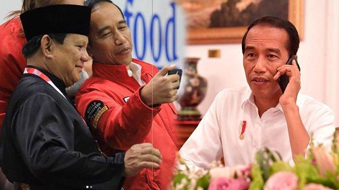 Jokowi dan Prabowo Diprediksi Bertemu Sebelum Sidang MK Rampung