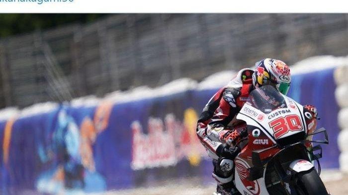 Giliran Takaaki Nakagami Kuasai FP2 MotoGP Teruel 2020