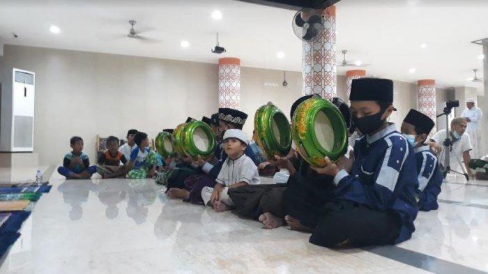 Malam Takbiran di Masjid Raya Baiturrahmah Denpasar Libatkan 20 Orang Dengan Prokes Ketat