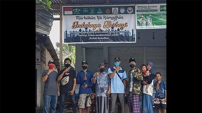Bulan Ramadan, Organisasi Islam Kecamatan Gerokgak Bagikan Takjil Gratis