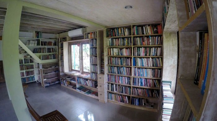 Miliki 4 Ribu Judul Bacaan, Taman Baca Kesiman Persilakan Warga Baca Sepuasnya Secara Gratis