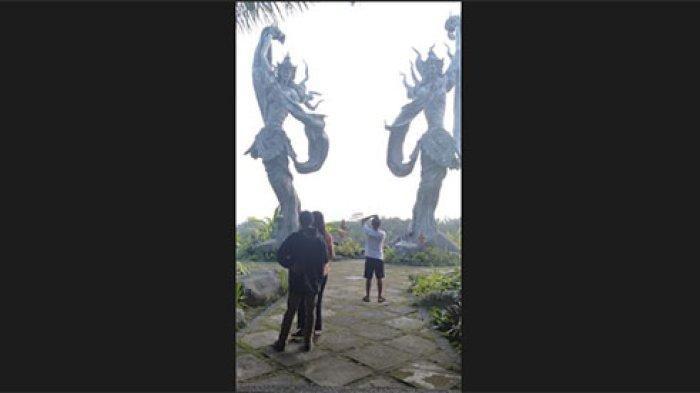 Taman Dedari Ubud Viral Pasca Video Wonderland Indonesia Trending Satu di YouTube, Begini Suasananya
