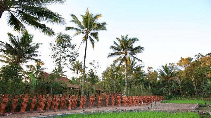 Taman Gandrung Terakota Akan Diresmikan Bersamaan dengan Jadwal Festival Gandrung Sewu