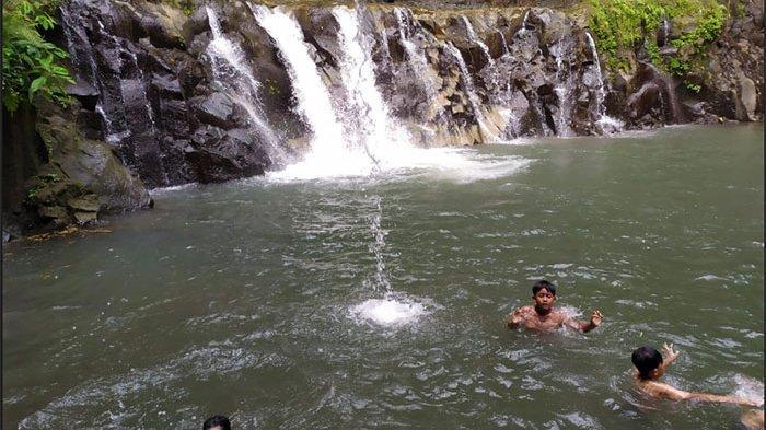 Ada Pancoran Dedari, Begini Sensasi Wisata Spiritual di Taman Sari Waterfall Natural Pool Gianyar