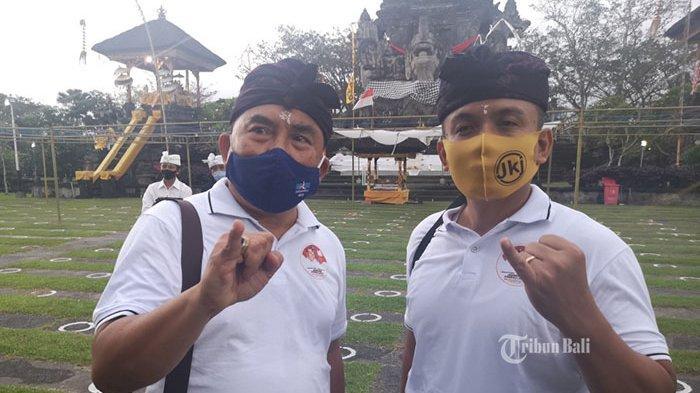 Ipat Bentuk Tim Transisi di Jembrana Bali