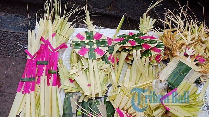 Ini Makna Tamiang yang Biasanya Dihaturkan Umat Hindu Bali Saat Hari Raya Kuningan