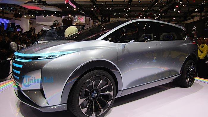GIIAS 2019 Daihatsu Luncurkan Mobil Berkonsep MPV Hy-Fun, Cocok untuk Generasi Milenial