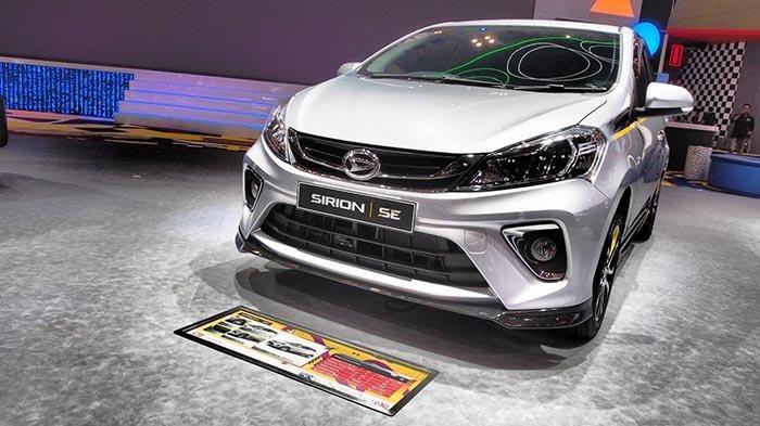 Sirion Special Edition, yang Segar di Booth Daihatsu GIIAS 2019, Ini Harganya