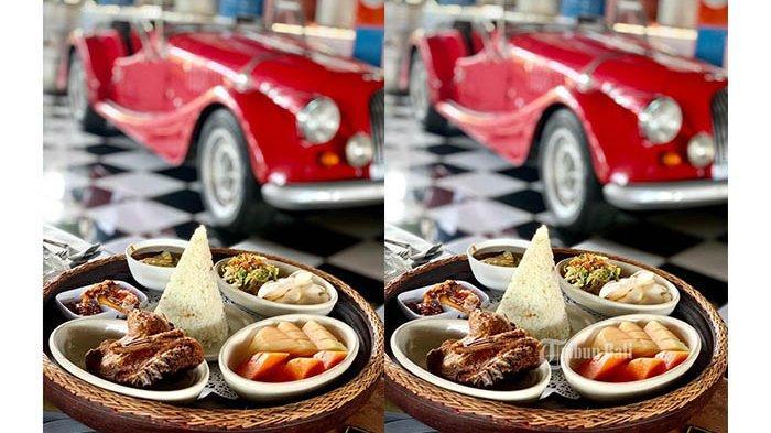 Mengintip Berbagai Menu Istimewa di Kebon Vintage Cars Cafe & Resto, Dari Nusantara Hingga Western