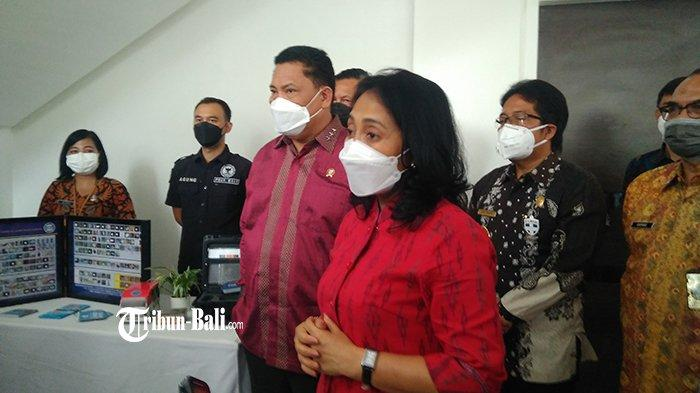 Bertemu di Bali, Ka BNN RI Golose dan Menteri PPA Soroti Kasus Narkoba Anak di Bawah Umur