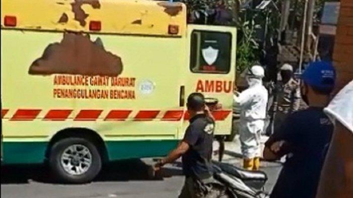 Tiga Hari Tak Makan di Tengah Pandemi Corona, Warga Semarang Jateng Ditemukan Lemas di Gianyar Bali
