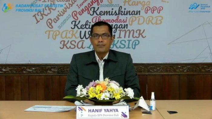 Kota Denpasar Tercatat Alami Deflasi pada Mei 2021 Sedalam 0,59 Persen