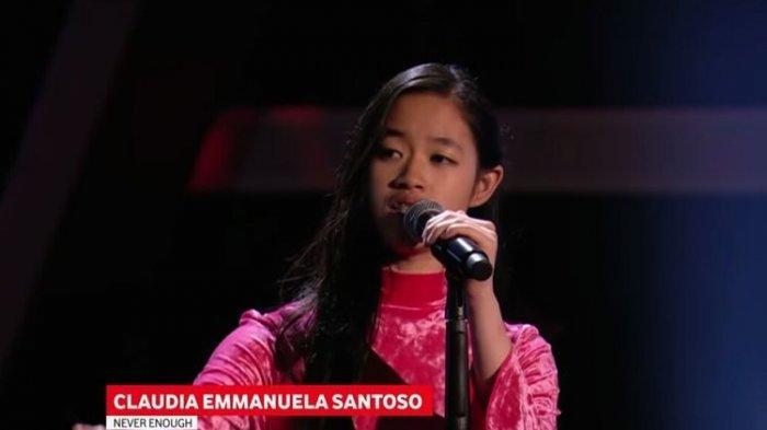 Claudia Emanuela Santoso, Peserta Asal Cirebon yang Pukau 4 Juri The Voice Jerman
