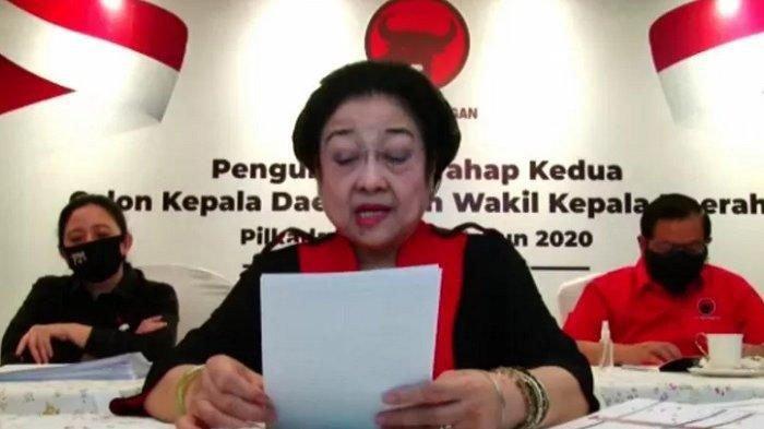 Megawati Sebut Tiga Nama Ini Bisa Dijadikan Contoh bagi Para Calon Kepala Daerah PDIP