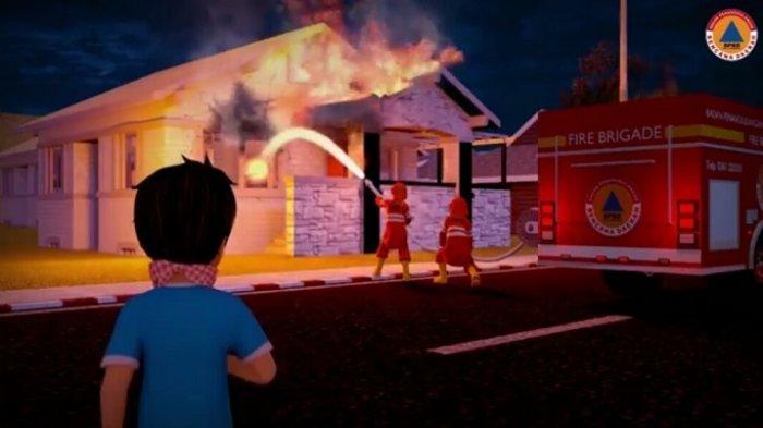 Hari Kesiapsiagaan Nasional, BPBD Denpasar Buat Video Tanggap Bencana Tekankan 3 Hal