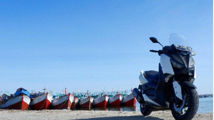 Yamaha Maxi Society Melali ke Tanjung Benoa