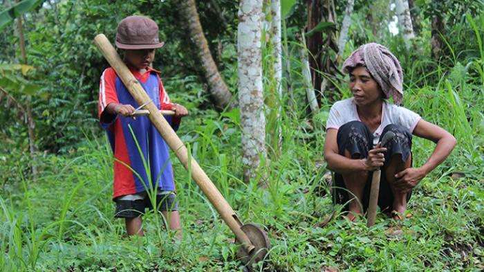Komunitas Bengkel Energi Ingin Bangun Turbin Angin untuk Desa Ini