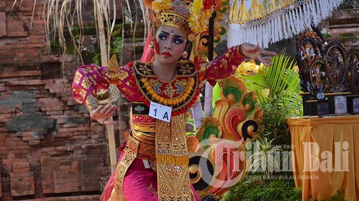 Puri Satria Gelar Festival Legong Keraton se-Bali Biar Tak Punah