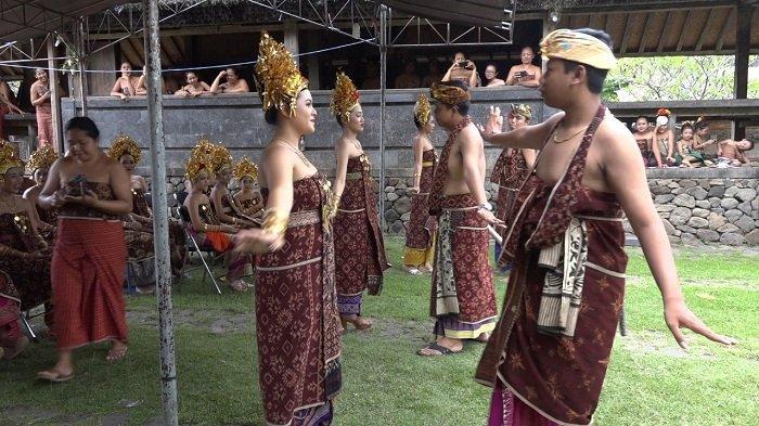 Lima Tradisi di Karangasem Diusulkan Jadi WBTB, Ada Tarian Abuang Loh Muani hingga Seni Lukis Perasi