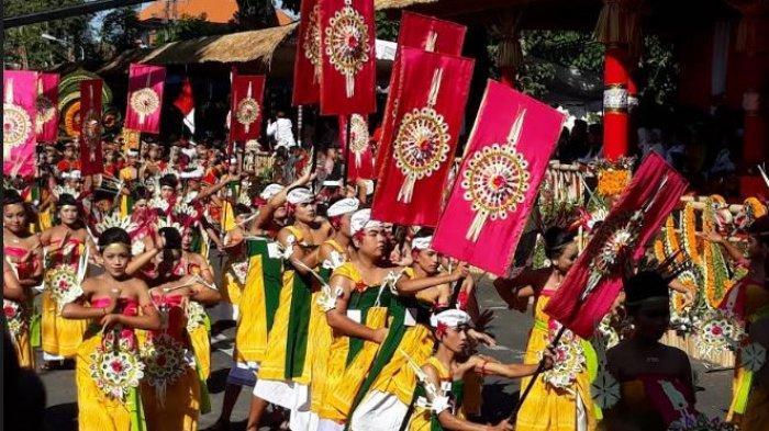 TRIBUN WIKI: Ini Sumber Cerita Maupun Tema Pesta Kesenian Bali dari Tahun 1979 hingga Tahun 2025