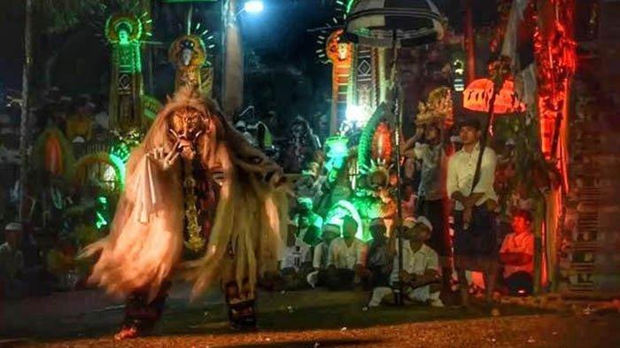 Mengenal Jenis Tarian di Bali, Tari Wali Menjadi Sakral Apabila Disucikan dengan Upacara dan Upakara