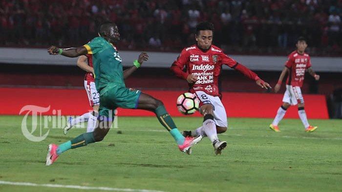 Bali United Vs Hanoi FC, Eks Persebaya dan Persib Bandung Punya Target Ini Demi Bali United