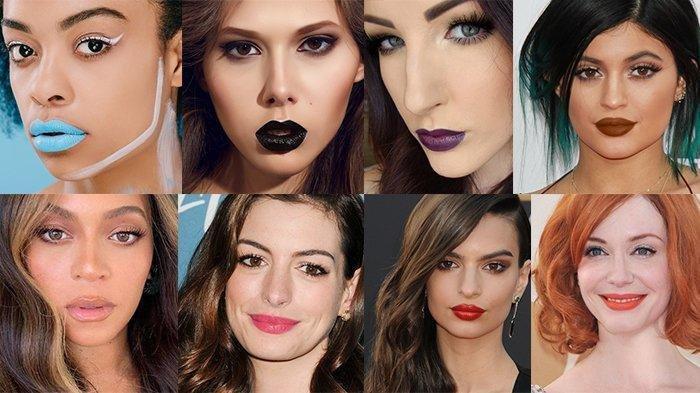Tes Kepribadian - Warna Lipstik yang Kamu Sukai Ungkap Kelebihanmu, Menyenangkan atau Ambisius