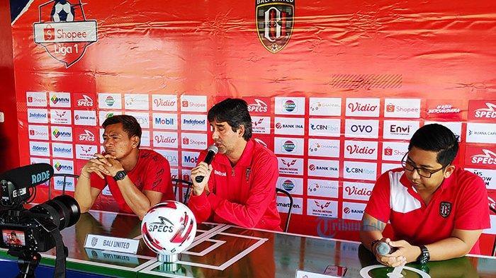 Prakiraan Line Up Pertandingan Bali United vs Madura United di Stadion Dipta