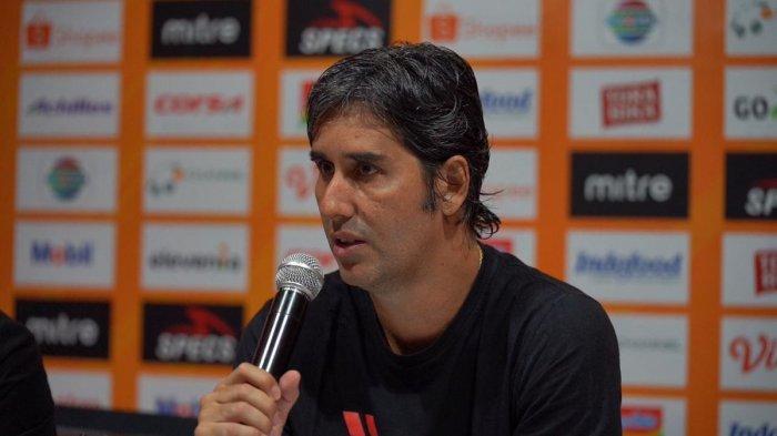 Coach Teco: Bali United Punya Waktu Sebelas Hari Sebelum Hadapi Pusamania Borneo FC