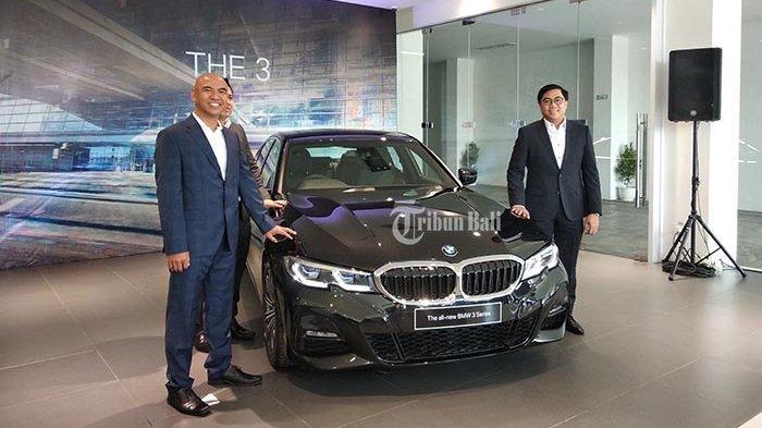 All-New BMW Seri 3 Diluncurkan di Bali, Varian BMW 330i M Sport Harganya Rp 1,1 Miliar