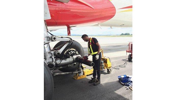 Cara Teknisi AirAsia Merawat dan Menjaga Kelaikan 282 Pesawatnya Saat Pandemi Covid-19