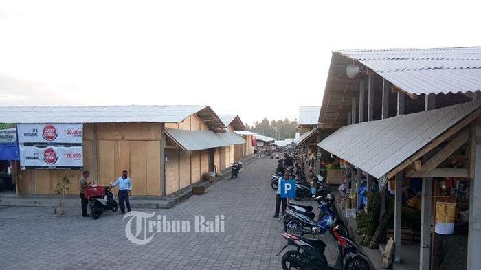 Tempati Pasar Relokasi, Pedagang Pasar Sukawati Mengeluh Sepi, Ini Jawaban Kadis PerindagGianyar