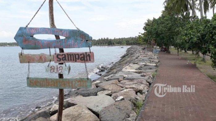 PPKM Hingga 8 Februari, Objek Wisata Pantai Rening Jembrana Tutup