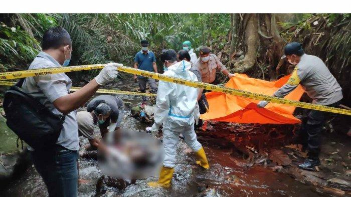 BREAKING NEWS - Temuan Mayat Pria Gegerkan Warga Banjar Kreteg Karangasem Bali